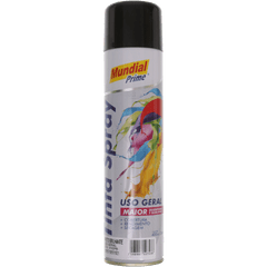 Tinta-Spray-Preto-Brilhante-400ml---AE01000102